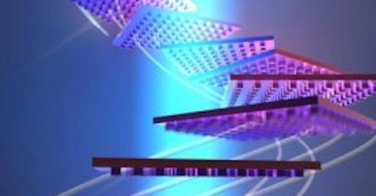 Ученые научились перемещать объекты, используя силу света