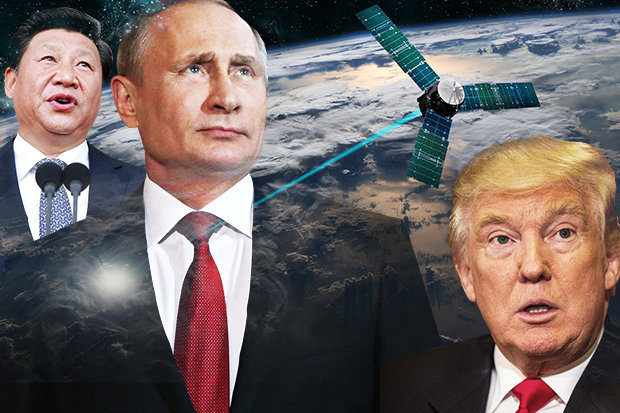 China-Russia-US-Space-Weapons-War-Attack