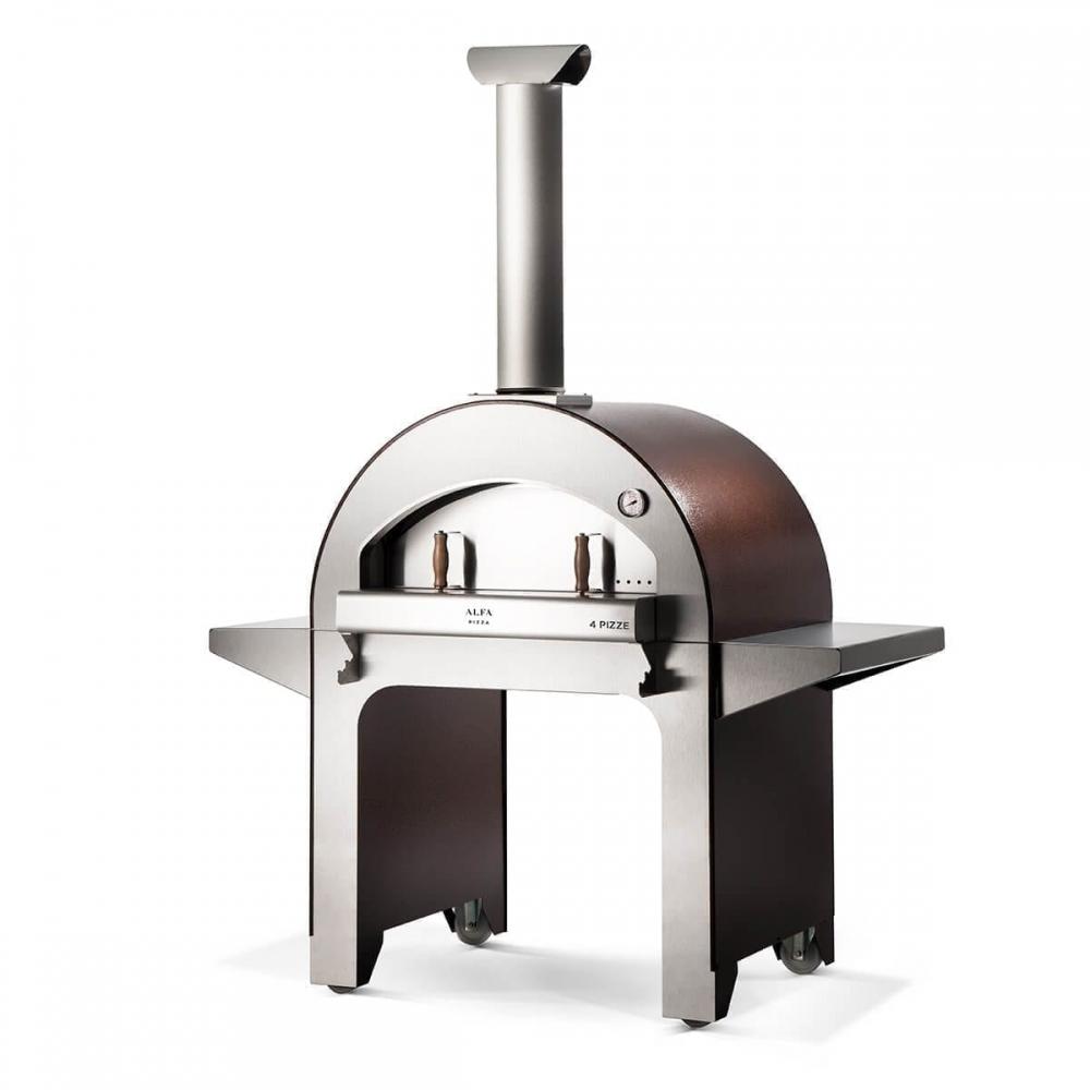 Печь для пиццы  основное оборудование при создании ресторана