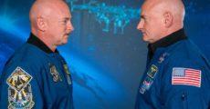 Странный антивозрастной эффект космических путешествий обнаружен в ходе исследований астронавтов-близнецов