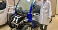 Экологически чистые топливные элементы могут быть достаточно дешевыми, чтобы заменить двигатели внутреннего сгорания