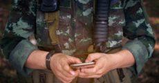 Обнаружить позицию стрелка противника по одному выстрелу поможет смартфон