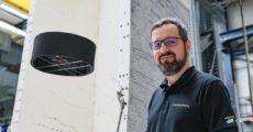Дрон в виде летающей тарелки может летать вдвое дольше обычных моделей