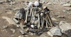 """Ученые исследовали """"Озеро скелетов"""" в Гималаях с помощью ДНК-тестов, и результаты оказались весьма странными"""