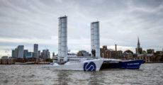 Energy Observer - судно, которое производит топливо для движения из морской воды