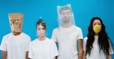 Самодельные маски для лица практически бесполезны против коронавируса