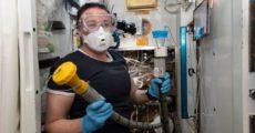 Сложной задачей для разработчиков капсулы Orion оказалось избавить туалет на космической станции от ужасного запаха