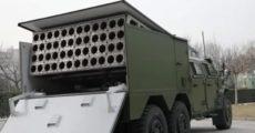 Безжалостное китайское оружие: рой смертоносных дронов-камикадзе запускается с пусковых установок как реактивные снаряды